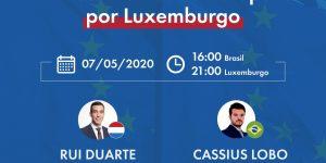 Live - Investimentos na Europa por Luxemburgo